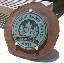 leed plaque web
