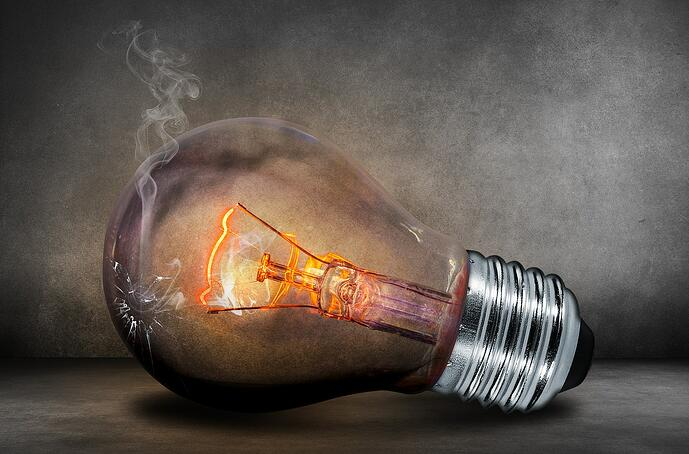 I want to help you achieve energy efficiency for your commercial building - try new bulbs!
