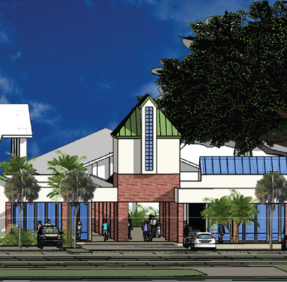 Come see phase 1 of Carlson's master planned community for the Church of the Palms
