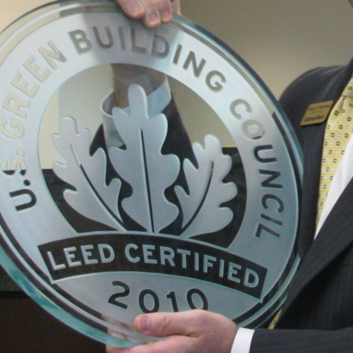Interested in getting your building LEED certified?