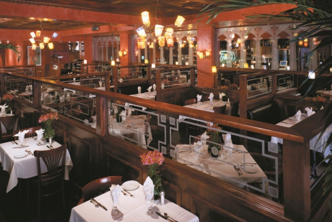 commercial restaurant design by Carlson - Fred's restaurant